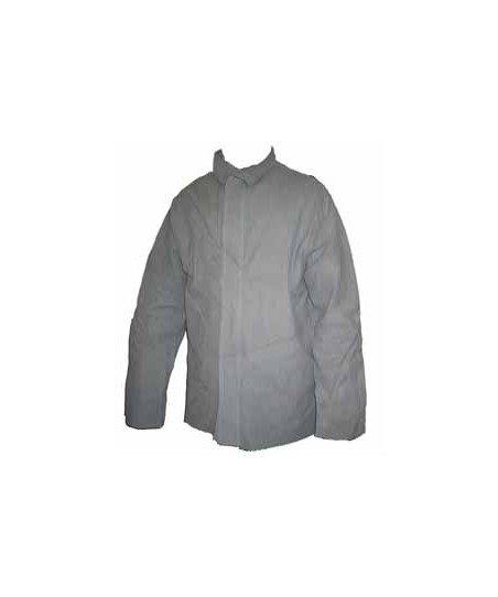 Blusão de Raspa com Velcro