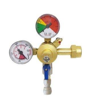 Regulador de pressão CO2 SM...