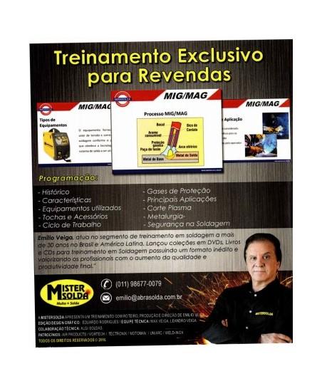 DVD Curso de Solda Processo...