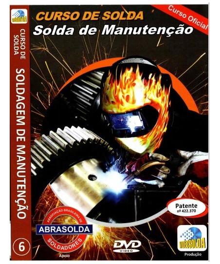 DVD Curso de Solda SOLDAGEM...