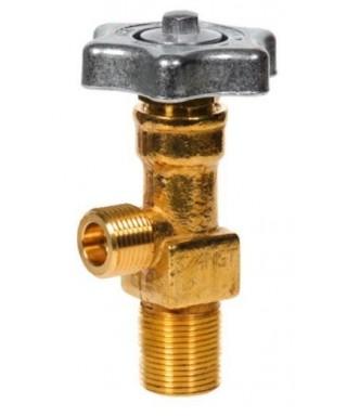Válvula para cilindro oxigênio
