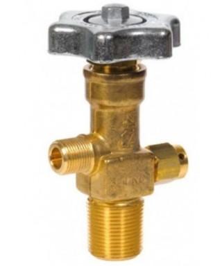 Válvula seca para regulador oxigênio WM