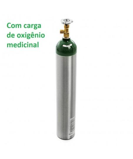 Cilindro oxigênio medicinal...