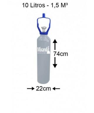 Cilindro de nitrogênio - 10...