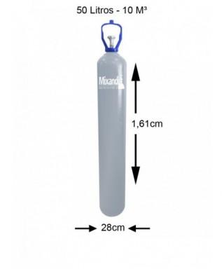 Cilindro de nitrogênio - 50...